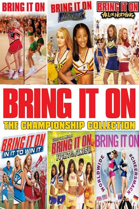 Bring It On Collection (20002017)  Changes — The Movie