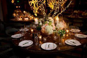 rustic  wood wedding table decor  celebration