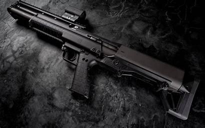 Ksg Tec Waffen Kel Shotgun Weapons Pump