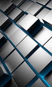 3D Cubes   iPad/タブレット壁紙ギャラリー