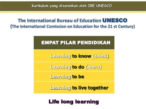 unesco international bureau of education pengembangan kurikulum pendidikan tinggi