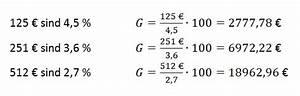 Prisma Berechnen übungen : grundwert berechnen aufgaben und l sungen ~ Themetempest.com Abrechnung
