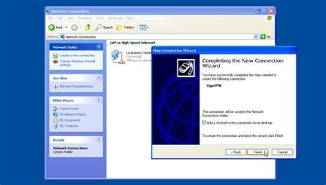 comment creer un raccourci sur mon bureau configuration vpn vyprvpn pptp pour windows xp golden