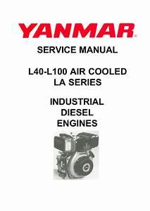 Yanmar L100 Wiring Diagram