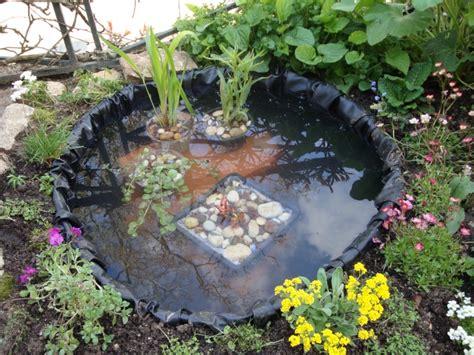comment faire un bassin de jardin pas cher bassin de jardin
