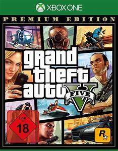 GTA V - Grand Theft Auto V Premium Edition Xbox One online kaufen   OTTO