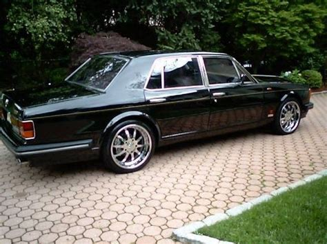 Bentley Mulsanne Modification by Scourge2u 1990 Bentley Mulsanne Specs Photos