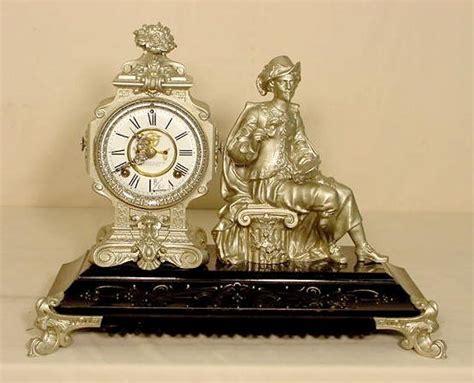 Ansonia Reubens Statue Clock Price Guide