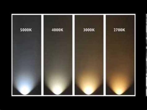 spectrum light bulbs temperatura de color ilux led technology 5000k 4000k 3000k