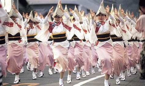 Awa Odori (Awa Dance Festival) & Yosakoi Matsuri (Yosakoi ...