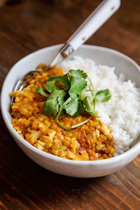indian dahl food fanatic