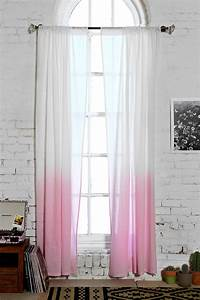 home decor trends that men just don39t get With ombre curtains pink