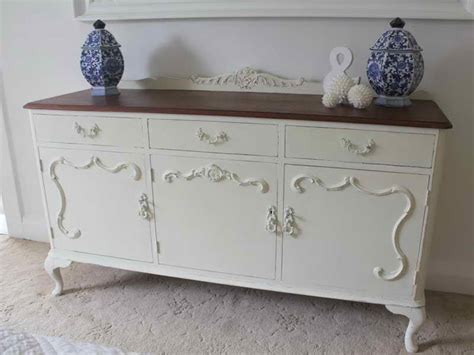 White Painted Oak Furniture Painting Wooden Furniture White Furniture And Decor