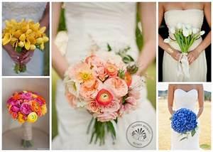 Spring Wedding Flower Bouquets | Afloral.com Wedding Blog