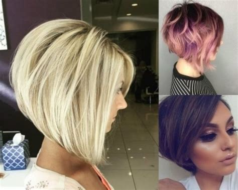 25+ Best Ideas About Stacked Bob Haircuts On Pinterest