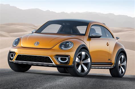 Volkswagen Beetle Dune Concept First Look Motor Trend
