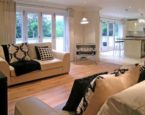 open plan kitchen living room ideas open plan living room design ideas photos inspiration