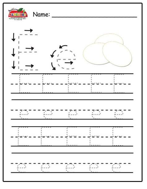 Free Prinatble Aphabet Pages Preschool Alphabet Letters Trace  Children Pinterest