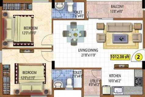 flats for sale in gottigere 1012 sq ft 2 bhk 2t apartment for sale in gunina