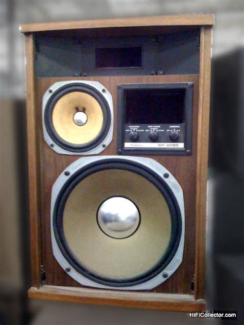 Vintage Sansui Speakers Click On Photo For More Pics And
