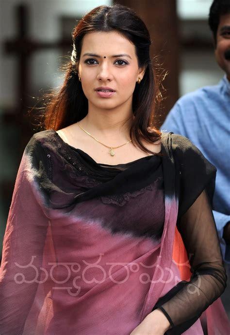 Actress Saloni In Maryadha Ramanna