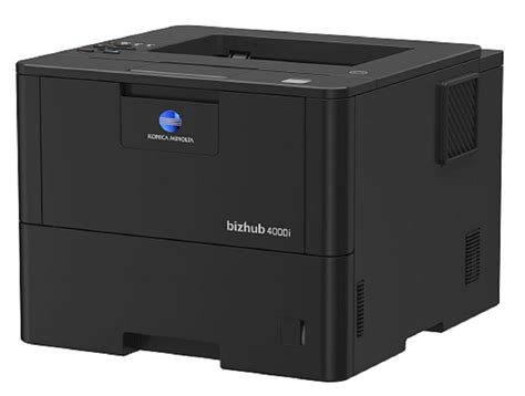 Top 4 download periodically updates information of konica minolta 4000p universal printer driver 3.4.0.0 full driver from the manufacturer, but some our driver download links are directly from our mirrors or publisher's website, konica minolta 4000p universal printer driver 3.4.0.0 torrent files. Konica Minolta Bizhub 4000i Laser Printer - CopyFaxes