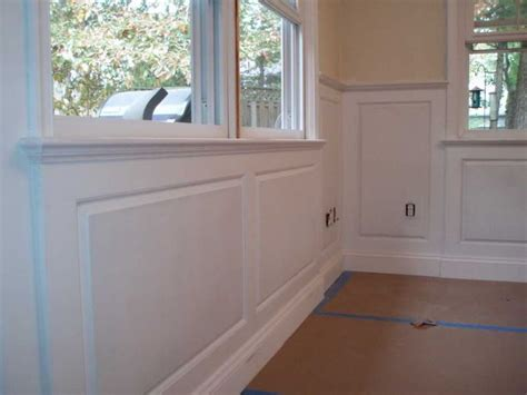 images  wainscoting home depot installation