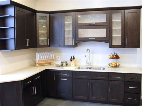 wooden kitchen design ideas custom kitchen cabinets designs for your lovely kitchen 1634