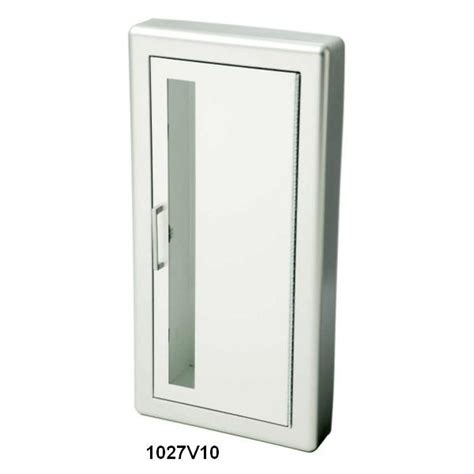 Jl Industries Ambassador Series Fire Extinguisher Cabinet by Academy Series Aluminum Fire Extinguisher Cabinet