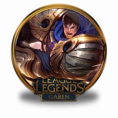 Garen Icon Upgrade League Legends Lol Visual