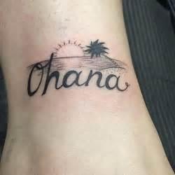 Hawaiian Ohana Tattoo Designs