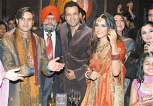 jimmy shergill wedding pictures |Shaadi