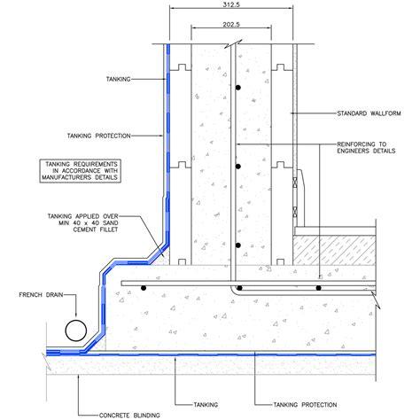 Basement Section Becowallform