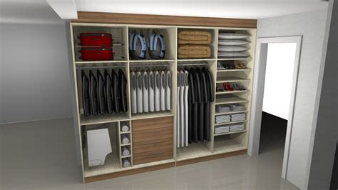 closets planejados 28 modelos lindos closets muebles de concreto cl 243 set e muebles
