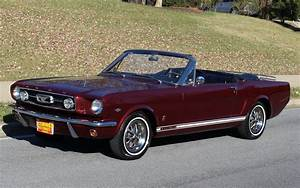 1966 Ford Mustang | 1966 Ford Mustang GT Convertible for ...