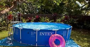 Piscine Hors Sol Metal : piscine hors sol m tal frame ~ Dailycaller-alerts.com Idées de Décoration