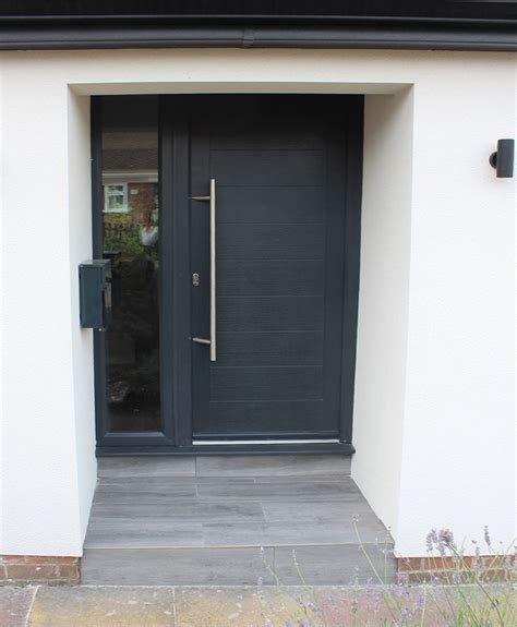 New Front Door And Frame by New Traditional And Contemporary Composite Doors Range