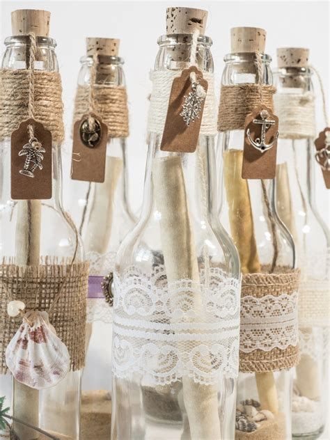 Message In A Bottle Invitations Perfect For Beach Pirate