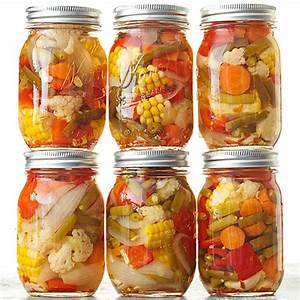 The gallery for --> Mixed Pickles Jar