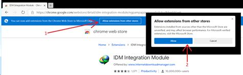 Enable internet download manager extension on microsoft edge is a very simple matter. Idm Extension For Edge - When microsoft released it's the fastest browser then idm also released ...