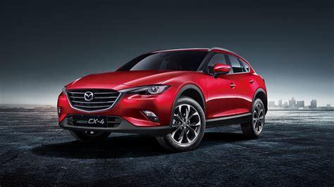 Mazda Car : Mazda Cx 4 2017 Wallpaper
