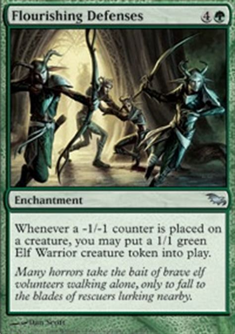 Green White Token Deck Legacy by Tokens Legacy Mtg Deck