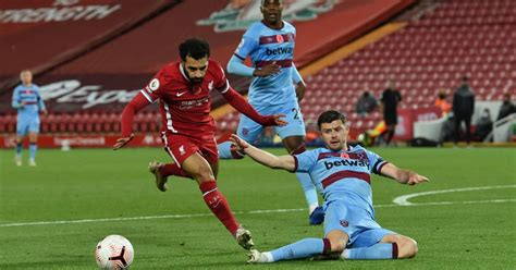 West Ham player ratings vs Liverpool: Coufal and Cresswell ...