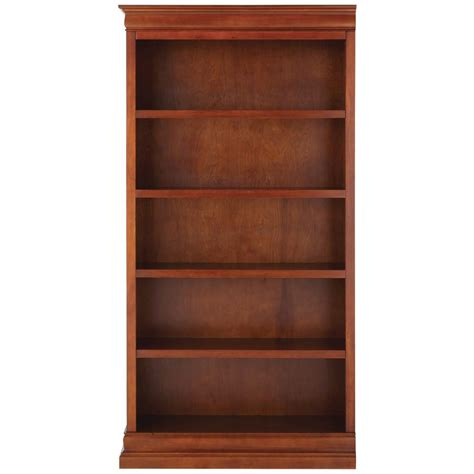 Home Bookcases by Home Decorators Collection Louis Philippe Modular Left