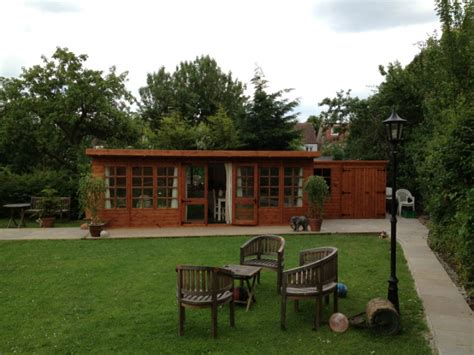 bakers timber buildings garden rooms offices classic