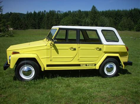 Find Used 1974 Volkswagen Thing Type 181 In Corbett