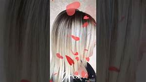 Ombre Hair Blond Polaire : ana coiff avant apres ombre hair blond polaire youtube ~ Nature-et-papiers.com Idées de Décoration