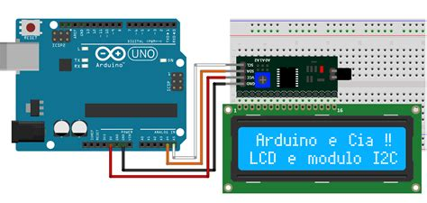 arduino 16x2 lcd schematic arduino lcd tutorial elsavadorla
