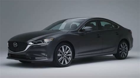New Mazda 6 Sedan Features