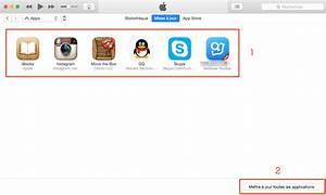 Comment Supprimer Une Application Iphone 7 : comment mettre jour des applications iphone ipad guide d 39 imobie ~ Medecine-chirurgie-esthetiques.com Avis de Voitures